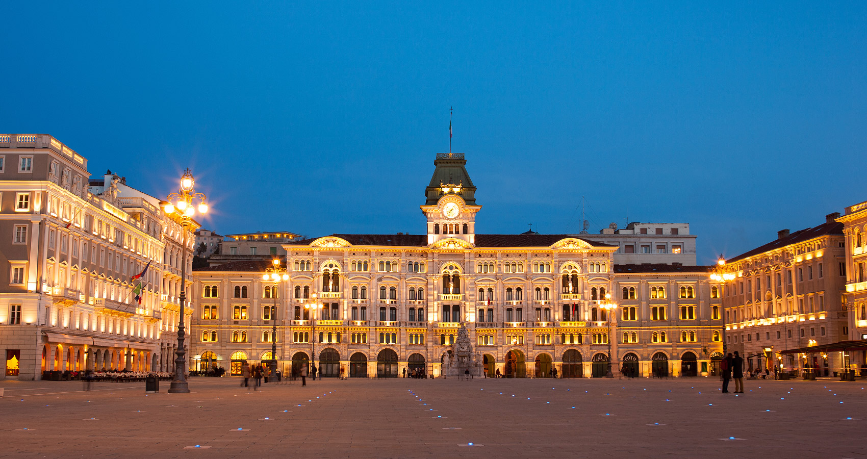 Trieste / Trst / Triest